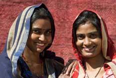 Madhu, Manisha, Asha and Bhagwati