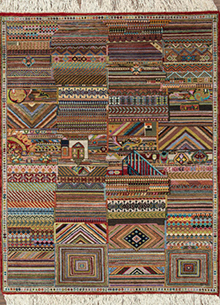 artisan-originals-red-orange-lime-green-rug1071079