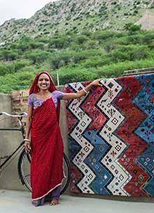 artisan-originals-red-orange-antique-white-rug1091301