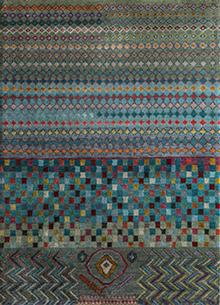 artisan-originals-peacock-blue-velvet-red-rug1093213