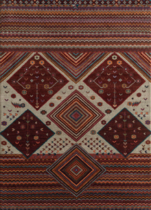 artisan-originals-ribbon-red-deep-red-rug1098927