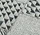 Jaipur Rugs - Hand Knotted Wool Ivory ULD-15 Area Rug Closeupshot - RUG1099376