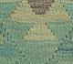 Jaipur Rugs - Flat Weaves Wool Green AFDW-03 Area Rug Closeupshot - RUG1091042