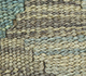 Jaipur Rugs - Flat Weaves Wool Blue AFDW-06 Area Rug Closeupshot - RUG1091044