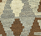 Jaipur Rugs - Flat Weave Wool Beige and Brown AFDW-13 Area Rug Closeupshot - RUG1091026