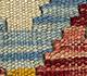 Jaipur Rugs - Flat Weaves Wool Multi AFDW-164 Area Rug Closeupshot - RUG1090837