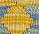 Jaipur Rugs - Flat Weave Wool Gold AFDW-168 Area Rug Closeupshot - RUG1090841