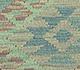 Jaipur Rugs - Flat Weaves Wool Green AFDW-19 Area Rug Closeupshot - RUG1091052