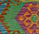 Jaipur Rugs - Flat Weave Wool Multi AFDW-236 Area Rug Closeupshot - RUG1090794