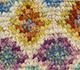 Jaipur Rugs - Hand Knotted Wool Ivory AFKW-02 Area Rug Closeupshot - RUG1090742