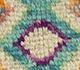 Jaipur Rugs - Hand Knotted Wool Multi AFKW-118 Area Rug Closeupshot - RUG1090767