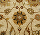 Jaipur Rugs - Hand Knotted Silk Beige and Brown ASL-02 Area Rug Closeupshot - RUG1023493
