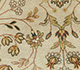 Jaipur Rugs - Hand Knotted Silk Ivory ASL-16 Area Rug Closeupshot - RUG1023506