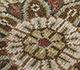 Jaipur Rugs - Hand Knotted Wool Blue BT-101 Area Rug Closeupshot - RUG1020698