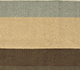 Jaipur Rugs - Flat Weave Cotton Beige and Brown CN-42 Area Rug Closeupshot - RUG1028405