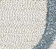 Jaipur Rugs - Hand Tufted Wool and Viscose Ivory CX-2712 Area Rug Closeupshot - RUG1084714