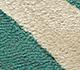 Jaipur Rugs - Hand Tufted Wool and Viscose Green CX-2934 Area Rug Closeupshot - RUG1090326