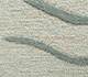Jaipur Rugs - Hand Tufted Wool and Viscose Ivory CX-2948 Area Rug Closeupshot - RUG1090350