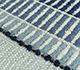 Jaipur Rugs - Flat Weave Wool Ivory CX-2990 Area Rug Closeupshot - RUG1094614