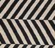 Jaipur Rugs - Flat Weave Wool Grey and Black DW-112 Area Rug Closeupshot - RUG1021547