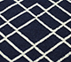 Jaipur Rugs - Flat Weave Wool Blue DW-146 Area Rug Closeupshot - RUG1038788