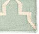 Jaipur Rugs - Flat Weave Wool Blue DW-162 Area Rug Closeupshot - RUG1101340
