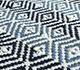Jaipur Rugs - Flat Weave Wool Ivory DWRM-01 Area Rug Closeupshot - RUG1095539