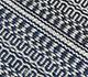 Jaipur Rugs - Flat Weave Wool Blue DWRM-07 Area Rug Closeupshot - RUG1095917
