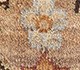 Jaipur Rugs - Hand Knotted Wool Gold EPR-12 Area Rug Closeupshot - RUG1022714