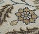 Jaipur Rugs - Hand Knotted Wool Ivory EPR-92 Area Rug Closeupshot - RUG1091251