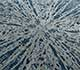 Jaipur Rugs - Hand Knotted Wool and Bamboo Silk Grey and Black ESK-400 Area Rug Closeupshot - RUG1075159
