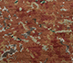 Jaipur Rugs - Hand Knotted Wool and Bamboo Silk Red and Orange ESK-406 Area Rug Closeupshot - RUG1081142