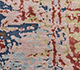 Jaipur Rugs - Hand Knotted Wool and Bamboo Silk Pink and Purple ESK-439 Area Rug Closeupshot - RUG1081298