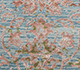 Jaipur Rugs - Hand Knotted Wool and Bamboo Silk Blue ESK-632 Area Rug Closeupshot - RUG1088195