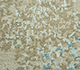 Jaipur Rugs - Hand Knotted Wool and Bamboo Silk Blue ESK-661 Area Rug Closeupshot - RUG1087603