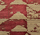 Jaipur Rugs - Hand Knotted Wool and Bamboo Silk Beige and Brown ESK-680 Area Rug Closeupshot - RUG1090253