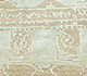 Jaipur Rugs - Hand Knotted Wool and Bamboo Silk Beige and Brown ESK-696 Area Rug Closeupshot - RUG1082566