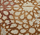 Jaipur Rugs - Hand Knotted Wool and Bamboo Silk Ivory ESK-9010 Area Rug Closeupshot - RUG1094437