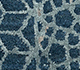 Jaipur Rugs - Hand Knotted Wool and Bamboo Silk Blue ESK-9012 Area Rug Closeupshot - RUG1082940
