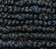 Jaipur Rugs - Shag Jute Grey and Black GI-07 Area Rug Closeupshot - RUG1030434