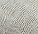 Jaipur Rugs - Hand Knotted Wool and Silk Ivory JPL-154 Area Rug Closeupshot - RUG1095969
