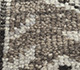 Jaipur Rugs - Hand Knotted Wool Grey and Black LCA-601 Area Rug Closeupshot - RUG1076247