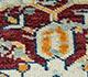Jaipur Rugs - Hand Knotted Wool Ivory LCA-65 Area Rug Closeupshot - RUG1101184