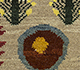 Jaipur Rugs - Hand Knotted Wool Green LE-61 Area Rug Closeupshot - RUG1084895