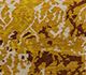 Jaipur Rugs - Hand Knotted Wool Gold LE-63 Area Rug Closeupshot - RUG1084897