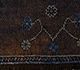 Jaipur Rugs - Hand Knotted Wool and Bamboo Silk Blue LES-176 Area Rug Closeupshot - RUG1093082