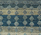 Jaipur Rugs - Hand Knotted Wool and Bamboo Silk Blue LES-201 Area Rug Closeupshot - RUG1072999
