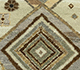 Jaipur Rugs - Hand Knotted Wool and Bamboo Silk Ivory LES-245 Area Rug Closeupshot - RUG1080096