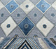 Jaipur Rugs - Hand Knotted Wool and Bamboo Silk Blue LES-292 Area Rug Closeupshot - RUG1084015