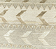 Jaipur Rugs - Hand Knotted Wool and Bamboo Silk Ivory LES-336 Area Rug Closeupshot - RUG1087779